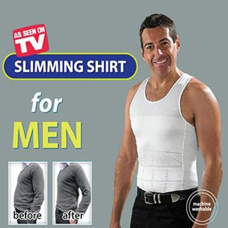 GENTS BODY SHAPERS